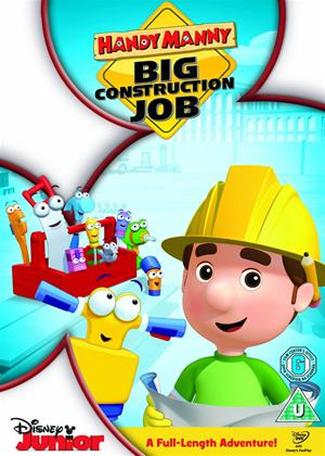 Handy Manny: Big Construction Job Online DVD Rental