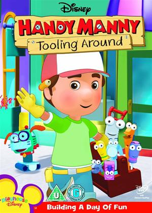 Rent Handy Manny: Tooling Around Online DVD Rental