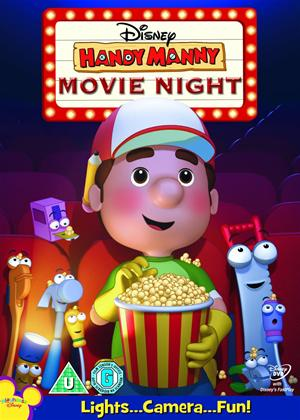 Handy Manny: Movie Night Online DVD Rental