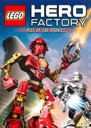 Rent Lego Hero Factory: Rise of the Rookies Online DVD Rental