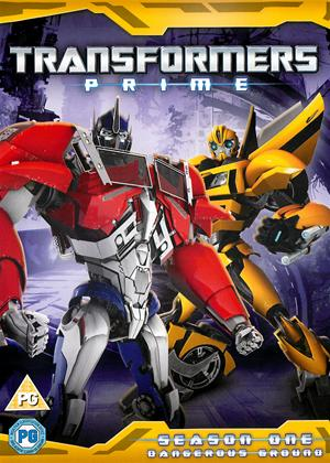 Transformers Prime: Series 1: Part 2 Online DVD Rental