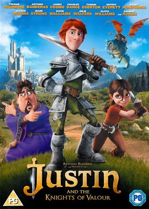 Justin and the Knights of Valour Online DVD Rental