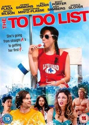 The To Do List Online DVD Rental