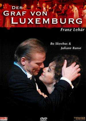 The Count of Luxembourg: Theater an der Wien (Alfred Eschwé) Online DVD Rental