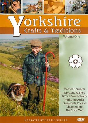 Rent Yorkshire Crafts and Traditions: Vol.1 Online DVD Rental