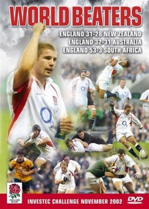 Rent World Beaters: England's Triple Victories Online DVD Rental