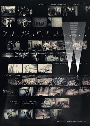 The GazettE: The GazettE World Tour 13 Documentary Online DVD Rental