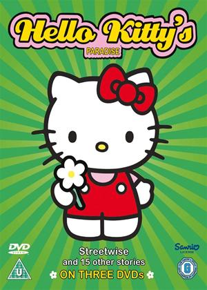 Hello Kitty's Paradise: Streetwise and 15 Other Stories Online DVD Rental