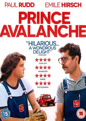 Prince Avalanche Online DVD Rental