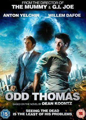 Rent Odd Thomas Online DVD Rental
