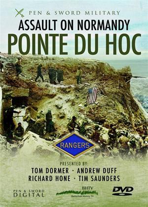 Rent Assault on Normandy: Pointe du Hoc Online DVD Rental
