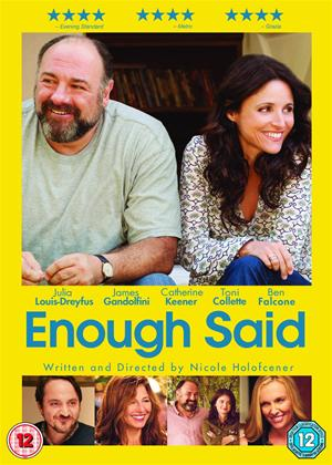 Rent Enough Said Online DVD Rental