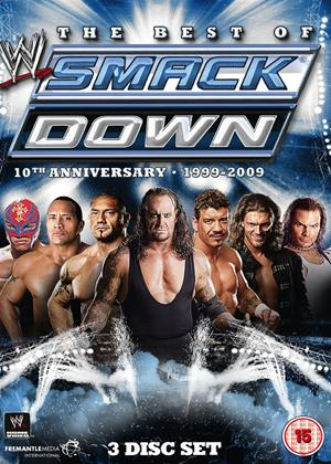 Rent WWE: Best of Smackdown! 10th Anniversary Online DVD Rental