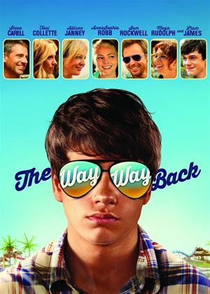 The Way Way Back Online DVD Rental