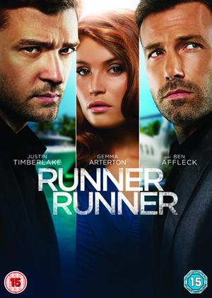 Rent Runner Runner Online DVD Rental