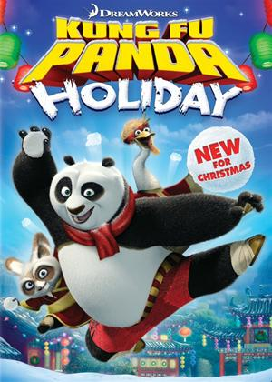 Rent Kung Fu Panda Holiday Online DVD Rental