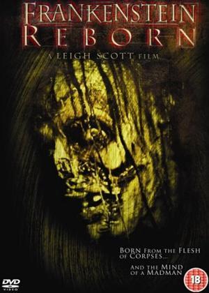 Frankenstein Reborn Online DVD Rental