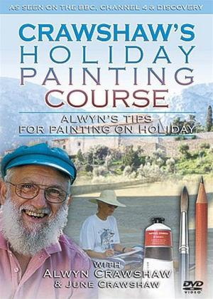 Crawshaws Holiday Painting Course Online DVD Rental