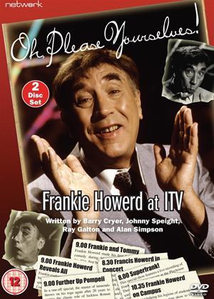 Rent Frankie Howerd at ITV Online DVD Rental