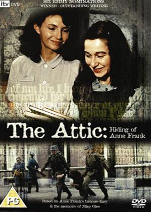 Rent The Attic: The Hiding of Ann Frank Online DVD Rental