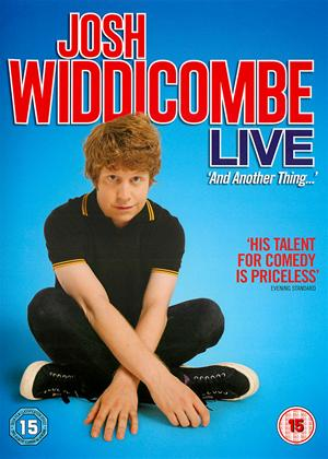 Josh Widdicombe: And Another Thing: Live Online DVD Rental