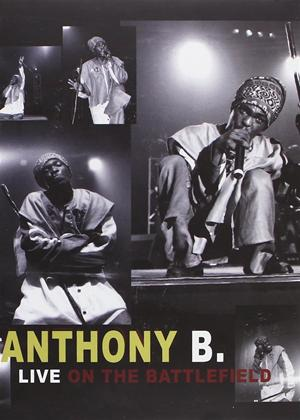 Rent Anthony B: Live on the Battlefield Online DVD Rental