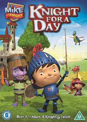 Rent Mike the Knight: Knight for a Day Online DVD Rental