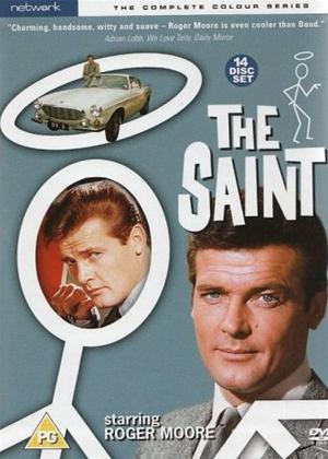 The Saint: The Complete Colour Series Online DVD Rental