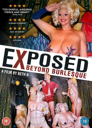 Rent Exposed (aka Exposed: Beyond Burlesque) Online DVD Rental