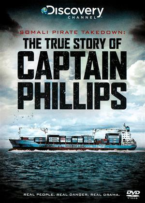 Rent Somali Pirate Takedown: The True Story of Captain Philips Online DVD Rental