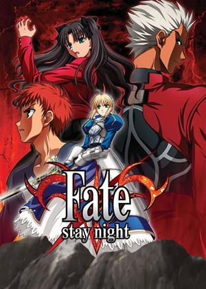 Fate Stay Night Online DVD Rental