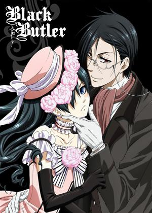 Black Butler Online DVD Rental