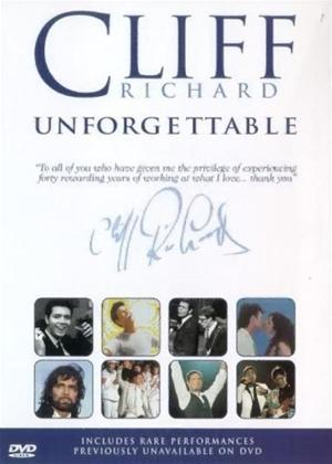 Rent Cliff Richard: Unforgettable Online DVD Rental