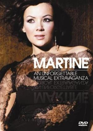 Martine: Sings the Musicals Online DVD Rental