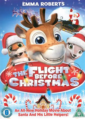 The Flight Before Christmas Online DVD Rental