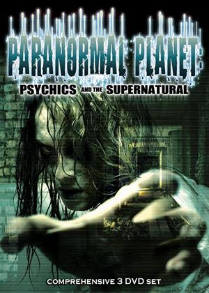 Rent Paranormal Planet: Psychics and the Supernatural Online DVD Rental