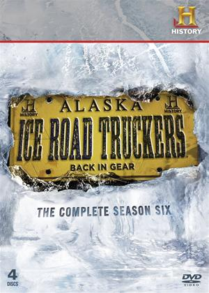 Rent Ice Road Truckers: Series 6 Online DVD Rental