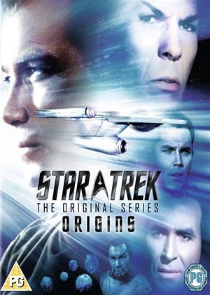 Rent Star Trek the Original Series: Origins Online DVD Rental