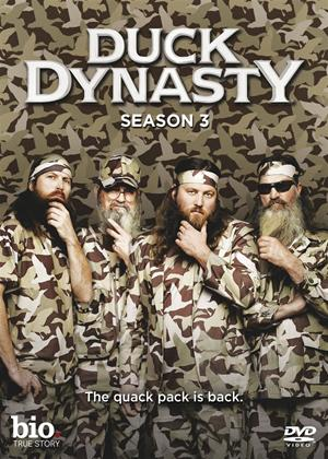 Rent Duck Dynasty: Series 3 Online DVD Rental