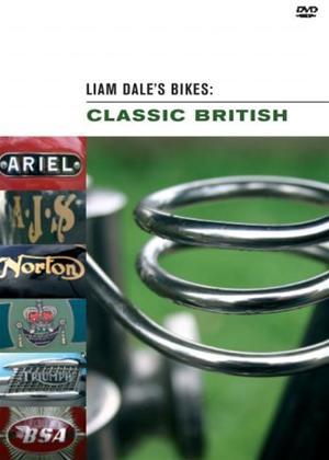 Rent Liam Dale's Bikes: Classic British Online DVD Rental
