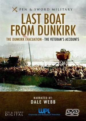 Last Boat from Dunkirk Online DVD Rental