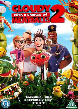 Cloudy with a Chance of Meatballs 2 Online DVD Rental