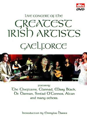Gaelforce: Live Concert of the Greatest Irish Artists Online DVD Rental
