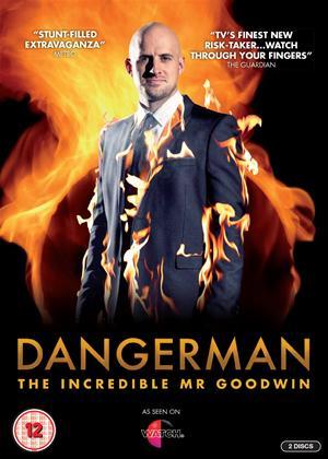Rent Dangerman: The Incredible Mr. Goodwin: Series Online DVD Rental