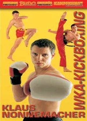 Rent WKA Kick Boxing Online DVD Rental