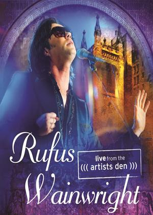 Rent Rufus Wainwright: Live from the Artist's Den Online DVD Rental