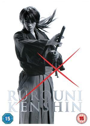 Rurouni Kenshin Online DVD Rental
