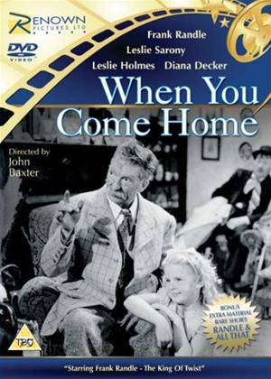 When You Come Home Online DVD Rental