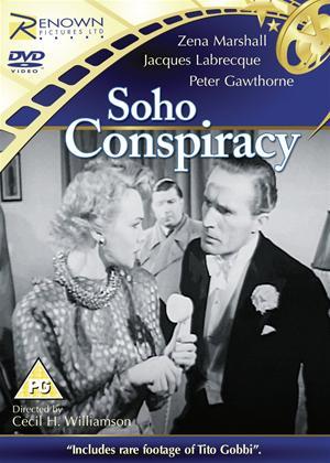 Soho Conspiracy Online DVD Rental