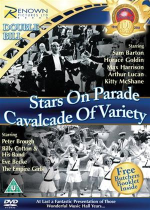 Rent Cavalcade of Vaiety / Stars on Parade Online DVD Rental